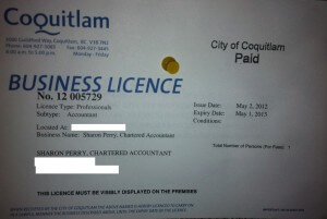 The importance of a business license