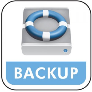 Backup your files!