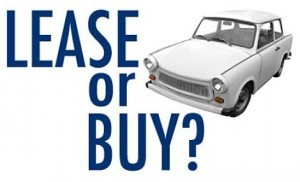 Leasing vs. Buying Vehicle