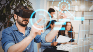 Virtual reality in corporate training