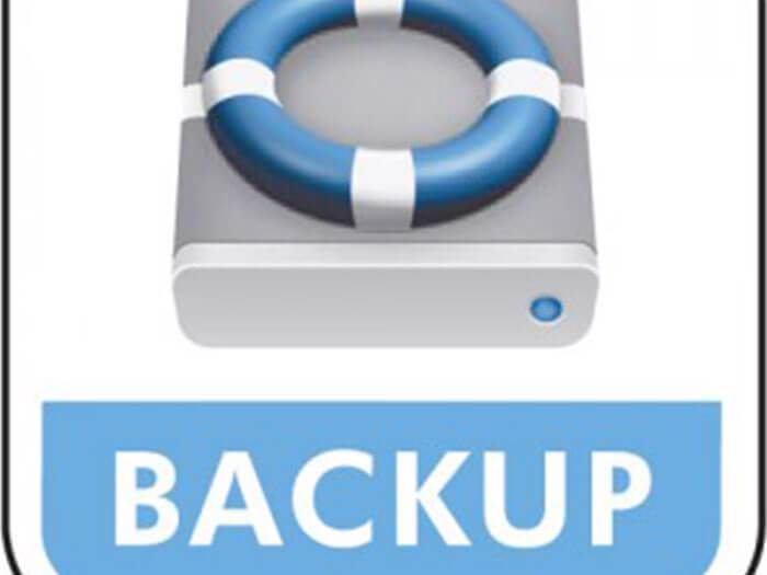 Backups – Just DO It!