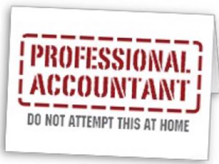 Why Use A Professional Accountant?