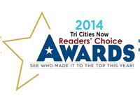 2014 #1 Accountant, Tri Cities Now Readers Choice