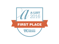 2016 A-List Favourite Accountant First Place, Tri-City News
