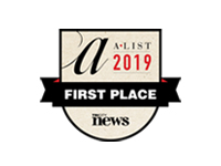 2019 A-List Favourite Accountant First Place, Tri-City News