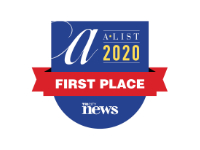 2020 A-List Favourite Accountant First Place, Tri-City News