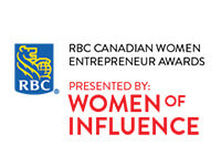 2017 Canadian Women Entrepreneur Nominee, RBC